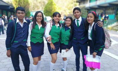 Bachillerato estudiantes